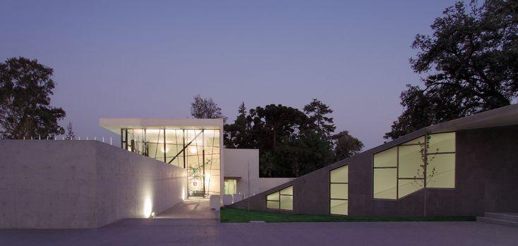Museo, Centro Cultural y Teatro Carabineros de Chile,Cortesía de Gonzalo Mardones Viviani