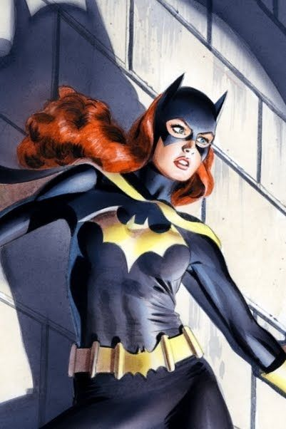 Batgirl...I still don't know how I feel truly feel about you.
