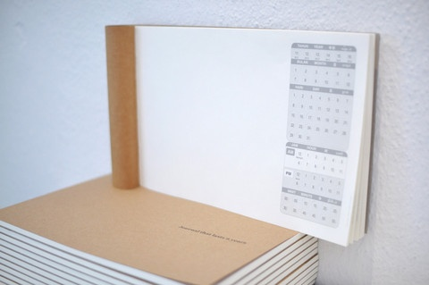 Journal that lasts 6 years by supermama