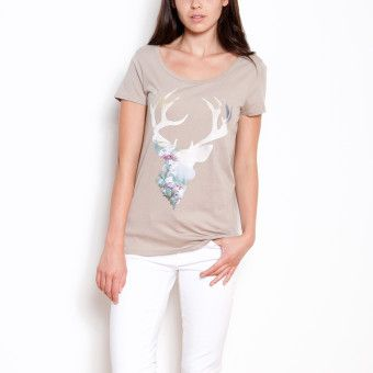 Roots - Nouvelle Tee, $24