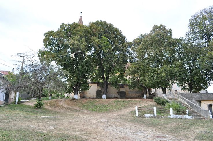 MarpodSB (23) - Biserica fortificată din Marpod - Wikipedia