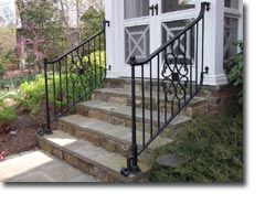 23 Best Railings Images On Pinterest Wrought Iron