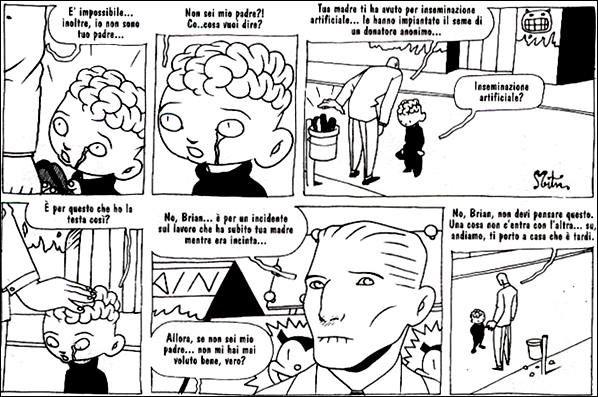 Brian The Brain [Miguel Angel Martin]