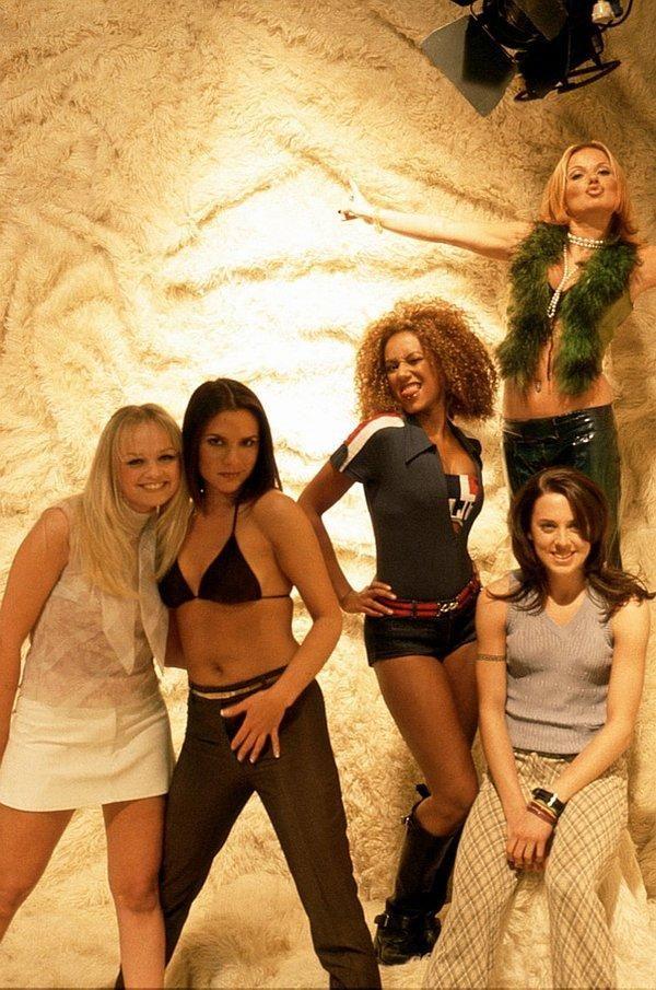 Spice Girls: Mama (Video 1997)