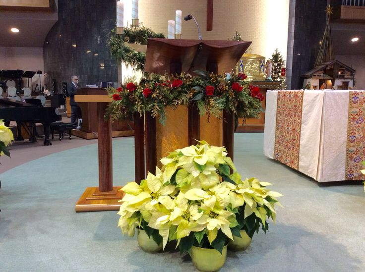 find this pin and more on church decorations - Church Decorations
