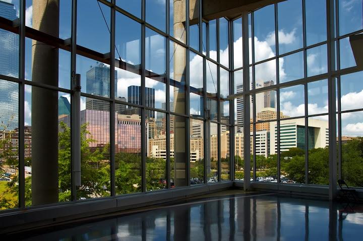 Dallas Convention Center. Dallas, Texas. Photo by Andy New.