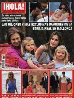 Hola! Magazine [Spain] (18 July 2010)