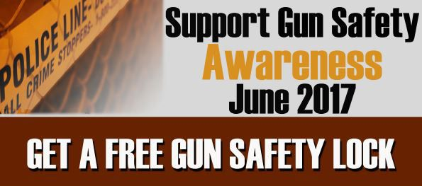 Gun Safety Awareness Press Conference in Recognition of June as National Safety Month in Oakland County