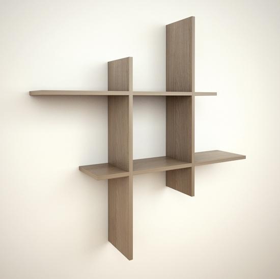 Modelo Dipholis. Espectacular mueble de diseño colgado a la pared. Incorpora estantes para guardar lo que se desees y mantener en orden y a la vista tus objetos más preciados. Ideal para espacios pequeños. Moderno y muy práctico.