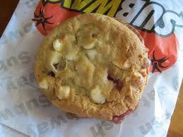 Subway Restaurant Copycat Recipes: Chocolate Chip Cookies