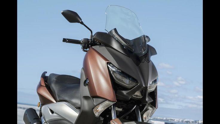 Detail Yamaha X-MAX 300