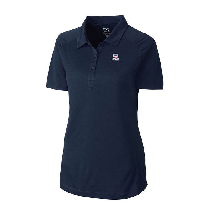 Arizona Wildcats Cutter & Buck Women's Northgate Polo - Navy