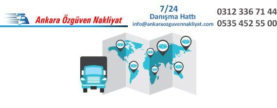 Ankara Özgüven Nakliyat Ankara ilinde faaliyet gösteren e-Nakliyat Platformu Ankara üye firmasıdır. Evden Eve Nakliyat konusundaki 20 yılı aşkın tecrübesini e-Nakliyat Platformu ile bütünleştirerek gücüne güç katmıştır.