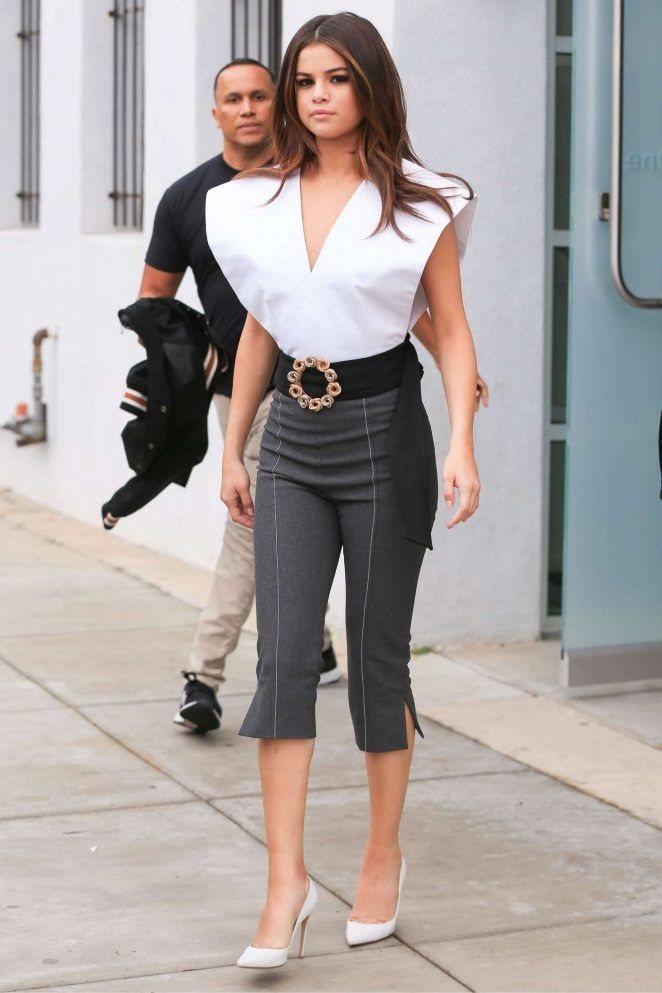 Celeb #Style: Selena Gomez wore a sexy, brazen look and suffered a wardrobe malfunction
