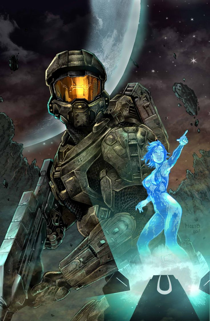 17 best images about halo stuff on pinterest halo game - Master chief in halo reach ...