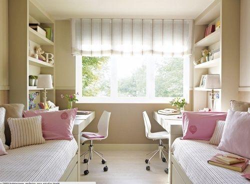 Más de 1000 ideas sobre cuarto de chicas compartido en pinterest ...
