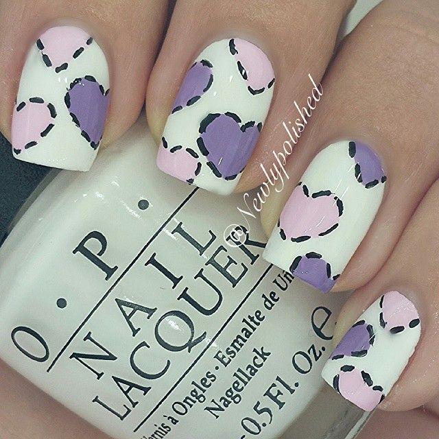 87 best uñas animalitos images on Pinterest   Nail scissors, Nail ...