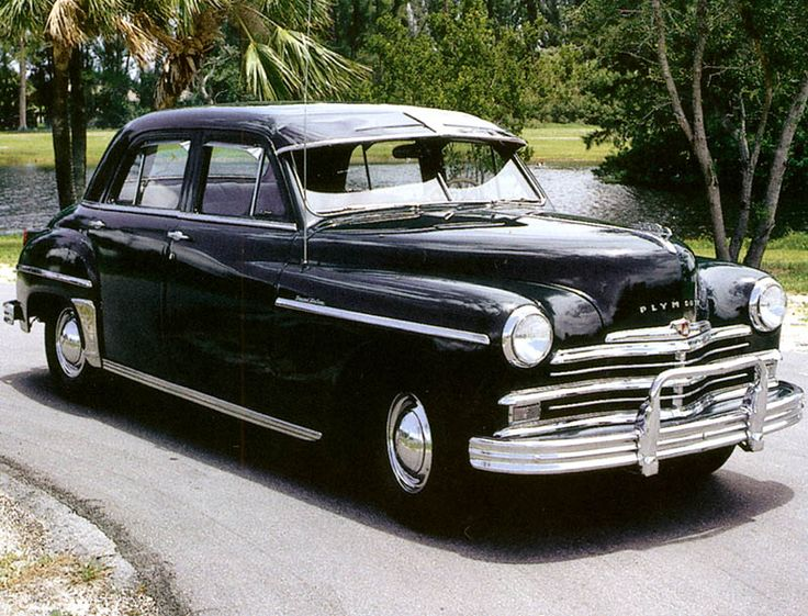 145 best plymouth 1942 1949 images on pinterest for 1949 plymouth 4 door sedan
