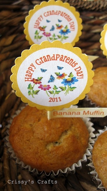 Grandparents' Day printables