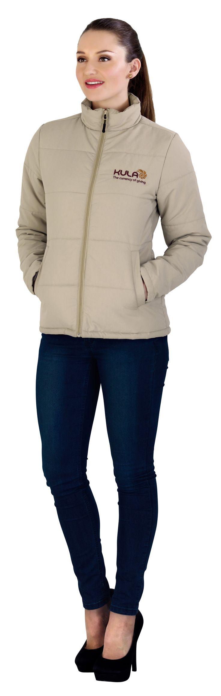 Rego Ladies Padded Jacket