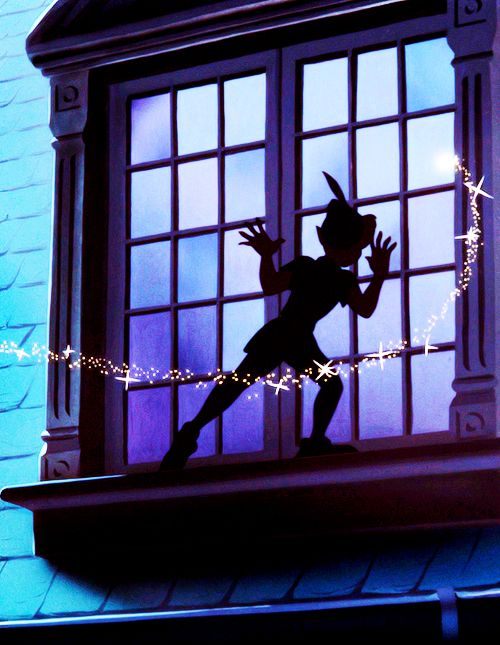 Peter Pan one of my most FAVORITE movie as a little girl I wore it out. Love that Joseph and Fabiana loves it too.  ❤