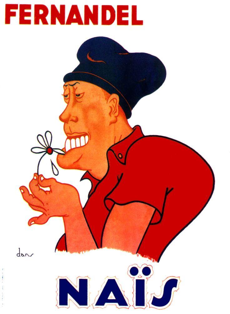 Naïs est un film français réalisé par Marcel Pagnol et Raymond Leboursier, sorti en 1945. Toine, un valet de ferme, est bossu et cette infirmité lui pèse car il aime en secret la belle Naïs, fille unique de son employeur, le père Micoulin, un vieil ours qui ne plaisante pas avec la bagatelle. Quand Naïs rencontre Frédéric Rostaing, le fils des riches bourgeois