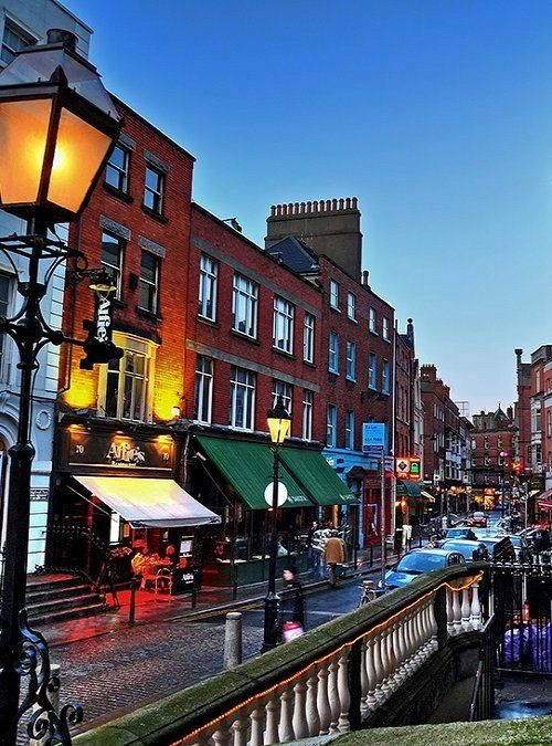 William Street - Dublin, Ireland   Flickr - Photo by sergiocruz