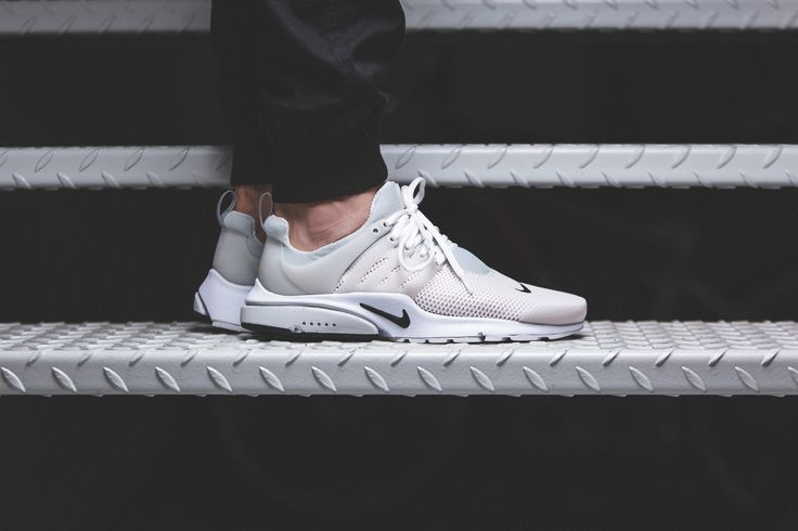 Nike Presto White On Feet