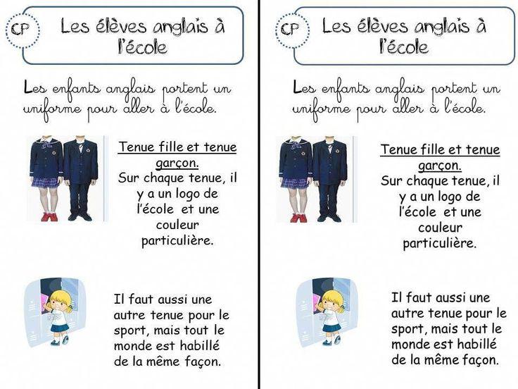 anglais – La classe de Corinne #coursanglaisprimai…