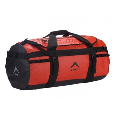 The Sherpa high-end expedition bag is the perfect accessory for serious sportsmen embarking on long, challenging expeditions, or anything involving high altitudes. Extremely tough and durable, with an assortment of pockets for your belongings. Made of waterproof fabric and a water repellant zip, this bag is ideal in snow conditions and has been tested on both Mount Elbrus and Everest Basecamp