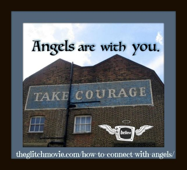 how to connect with guardian angel