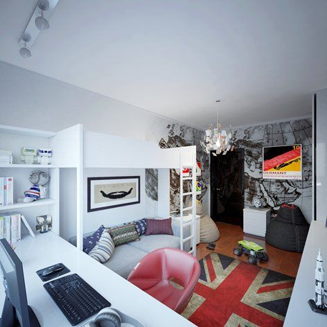 interior design and decor , Moscow, 2014 - Ольга Гущина