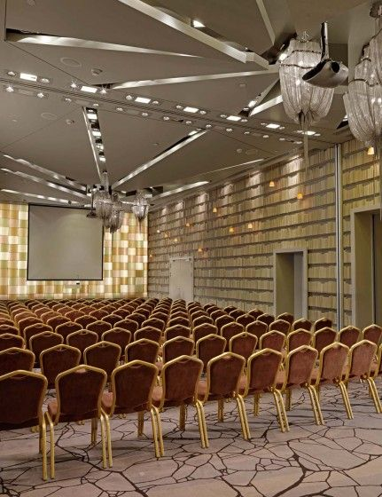 Organise the ideal event with the help of Radisson Blu Park Hotel Athens and welcome your friends and guests at the marvelous Atlantis room. http://www.rbathenspark.com