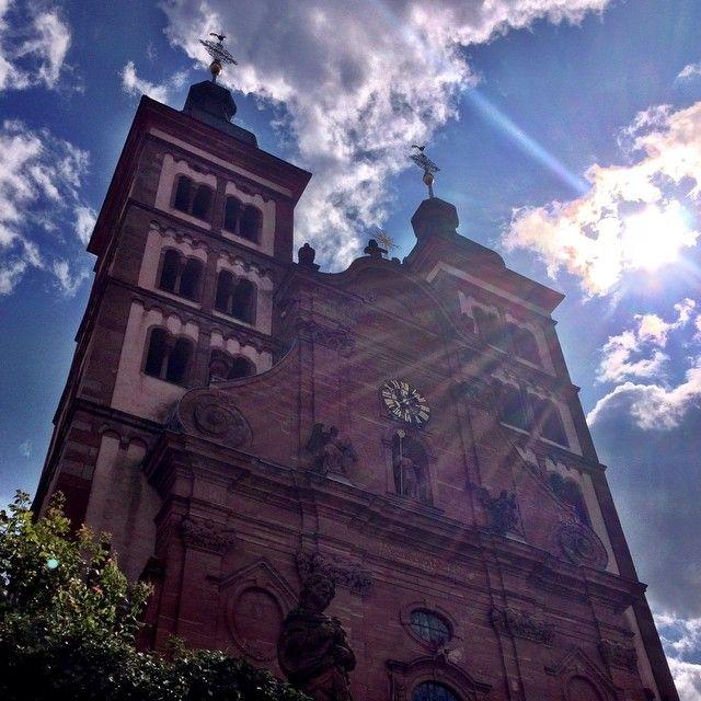 Amorbach in Germany