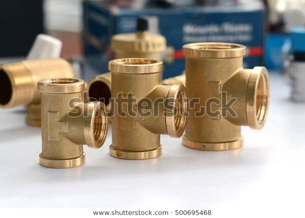 Copper Tripod Fitting In 2020 Refrigeration And Air Conditioning Heating Systems Air Conditioning System