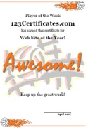 Printable Volleyball Certificates, Volleyball Awards, Personalized Volleyball Certificate Templates, and Volleyball Certificate Maker Free Online