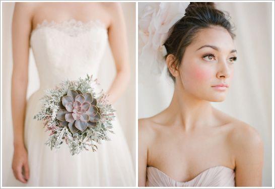 story minimalist wedding hairstyles modern brides