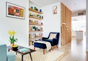 Mini appartamento a Brooklyn con arredamento minimal
