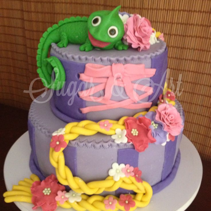 40 best images about bhirtday4 on pinterest rapunzel birthday cakes and torte. Black Bedroom Furniture Sets. Home Design Ideas