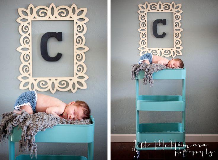 Baby Cade | Chandler Newborn Photographer, newborn photography ideas