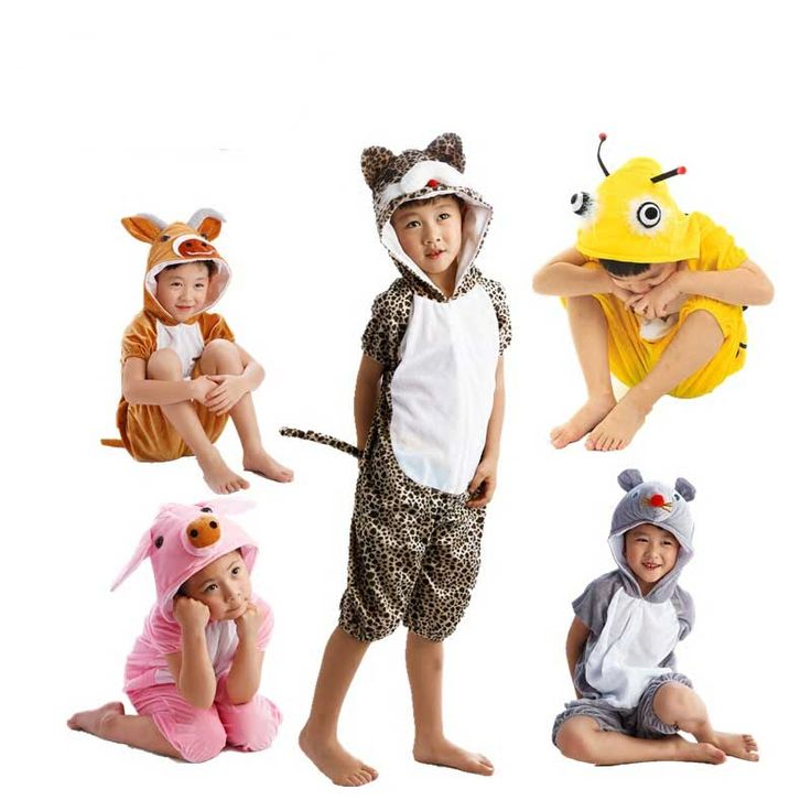 Children Animal Unicorn Pajamas For Kids Halloween Cosplay Costume For Girls Boys Pijama Infantil Menino #Affiliate