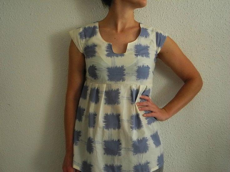 La Washi Smockée // Waski Dress // Made y Rae // La FabriqÜd.