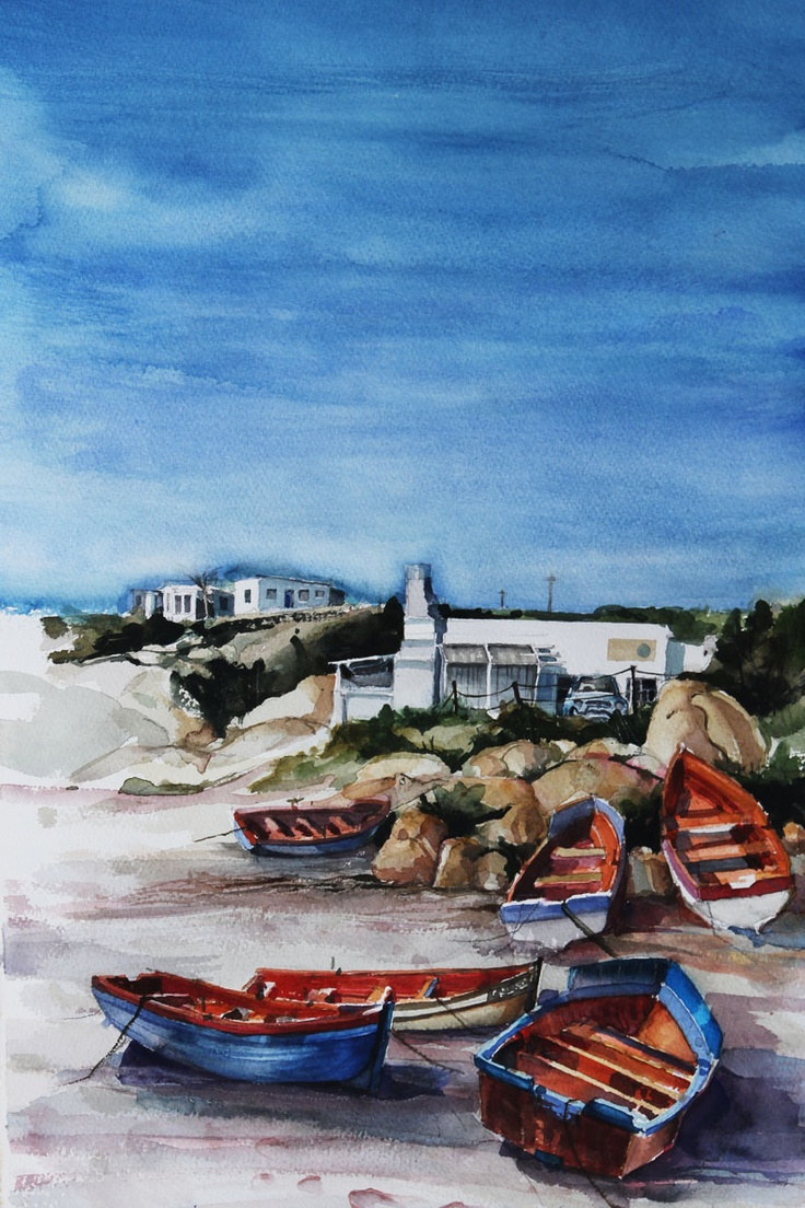 Paternoster Boats