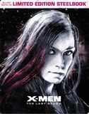 X-Men: The Last Stand [Includes Digital Copy] [Blu-ray] [SteelBook] [2006], 2330294