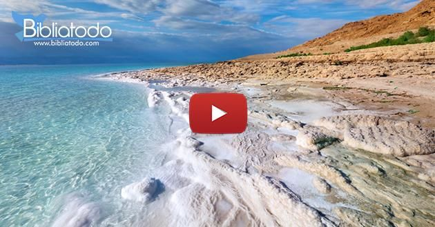 Se cumple profecía sobre el Mar Muerto predicha en Ezequiel 47:9 | VIDEO