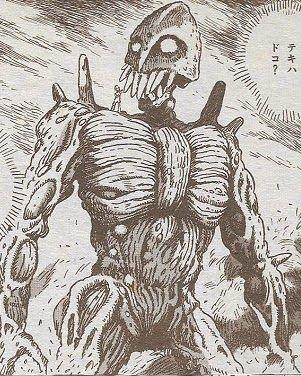 『風の谷のナウシカ』に登場する巨神兵、その初期登場シーンから『巨神兵東京に現わる』までの変化を追ってみました。