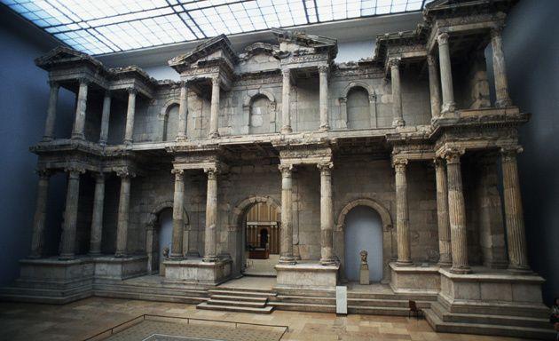 Museo de Pérgamo, Berlin
