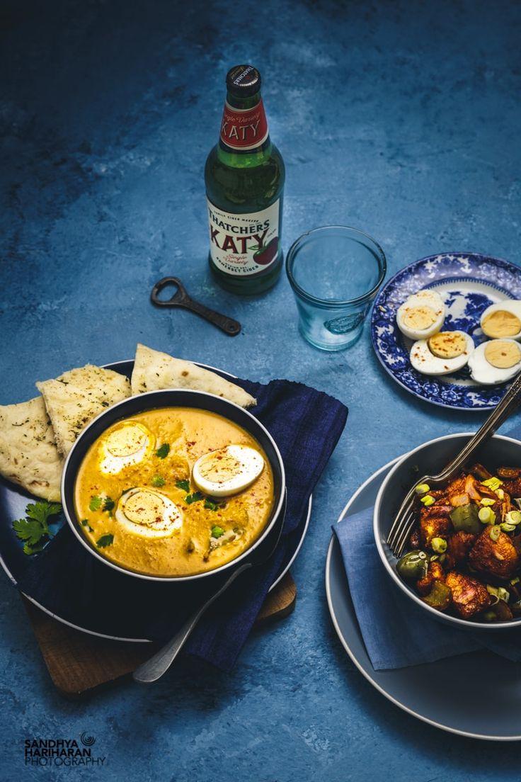 Kerala Egg Curry