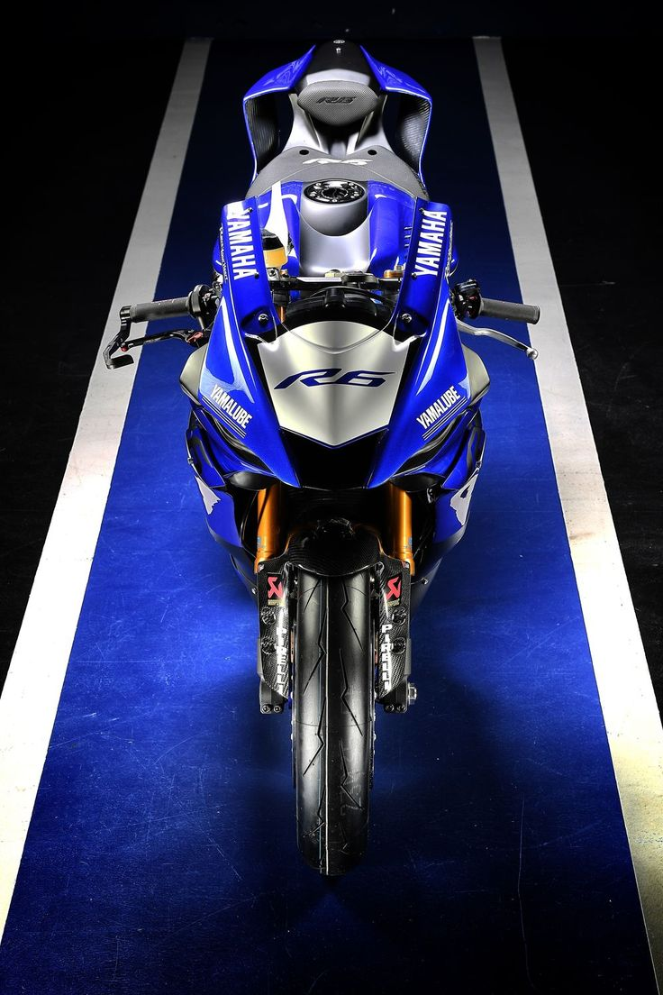 2017 Yamaha YZF-R6                                                                                                                                                                                 More