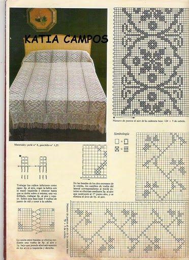 Filet crochet - Majida Awashreh - Álbumes web de Picasa